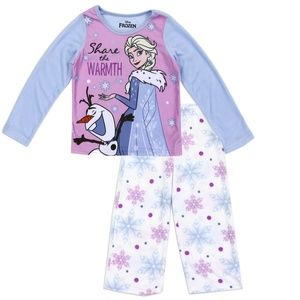 NWT Frozen Elsa & Olaf Share The Warmth Pa…